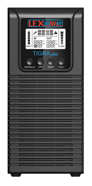 Picture of LEXPOWER TIGRA PLUS-B 1KVA (L)