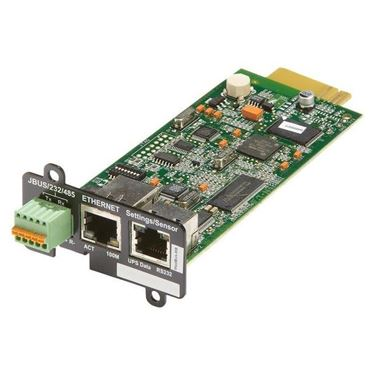 Picture of EATON NETWORK AND MODBUS CARD-MS