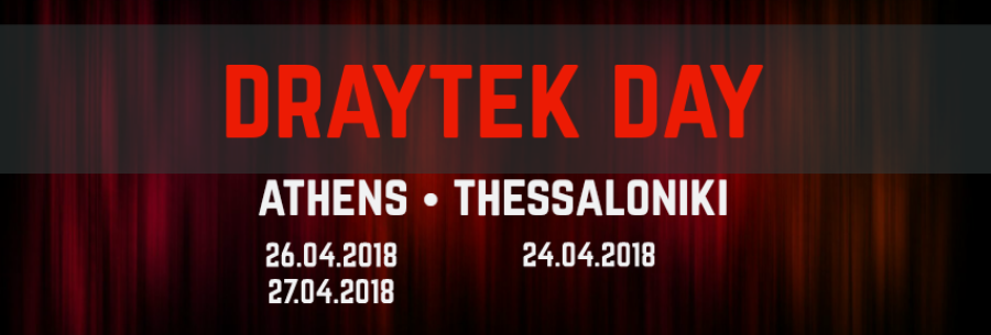 A Special Tech Day: the DrayTek Training Day !