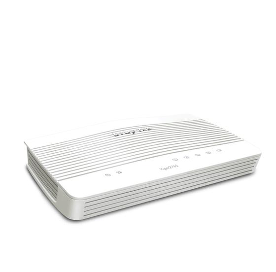 επαγγελματικός ενσύρματος draytek vigor 2765 router Annex B για ISDN γραμμή προσφέρει σταθερό VPN
