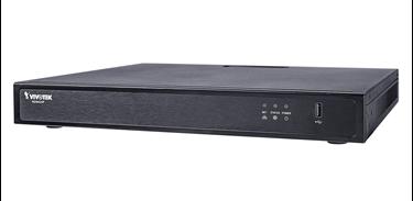 καταγραφικό H.265/H.264 16-κάναλο Plug & Play NVR, 16x PoE ports, 4K Display, 2xHDD, έως 16ΤΒ αποθήκευση, RAID 0, 1,  Fisheye Dewarp, Cybersecurity