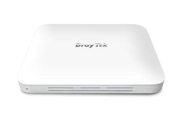 Εσωτερικού χώρου Tri-band 802.11ac Mesh access point, τοποθέτηση σε οροφή, 2.4GHz και  2 x 5GHz, 2 x LAN, έως 384 ταυτόχρονα συνδεδεμένους χρήστες, AP Management