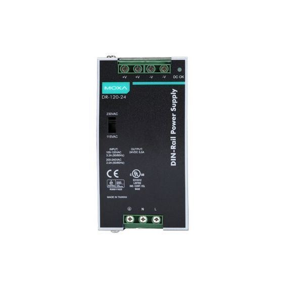 Picture of MOXA DR-120-24