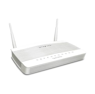 Ασύρματος Wave-2 802.11ac Hardware NAT Single Gigabit Ethernet WAN router με 4 Gigabit LAN θύρες, 2xFXS τηλεφωνικές θύρες USB 3G/4G backup και 2 κανάλια VPN. Δυνατότητα διαχείρισης έως 2 Access Points.