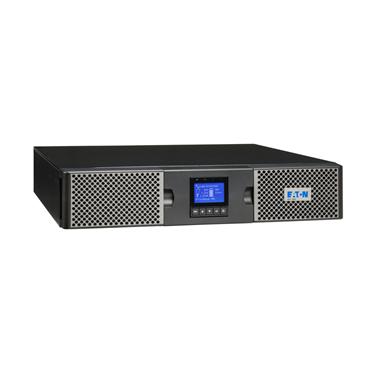 Online tower/rack UPS με οθόνη LCD βαθμό απόδοσης >91,5% για φορτία 1500VA/1350W με RS232-USB-EPO-Remote On/OFF, 1xcommunication slot,1 mini-terminal block για Output relay