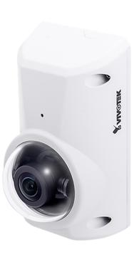 Εξωτερικού χώρου 5-MP πανοραμική IP κάμερα με αντιβανδαλιστικό περίβλημα, μικρόφωνο, Smart Stream III, WDR Pro, 3DNR, IP66, ONVIF. Αντιπρόσωπος Ελλάδας: LEXIS