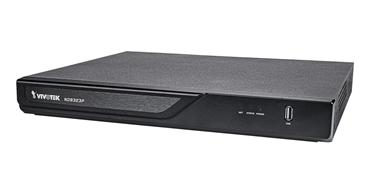 H.265/H.264 8-κάναλο Plug & Play NVR, 8 PoE θύρες, 4K Display, 2 x 3.5'' HDD, RAID 0, 1, Trend Micro Cybersecurity