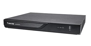 H.265/H.264 16-κάναλο Plug & Play NVR, 16 PoE θύρες, 4K Display, 2 HDD, έως 16ΤΒ αποθήκευση, RAID 0, 1,  Fisheye Dewarp, Trend Micro Cybersecurity