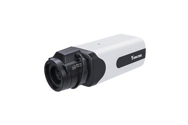 Εσωτερικού χώρου 2-MP box IP κάμερα, vari-focal, H.265, φακός 3.9~10 mm, SNV II, WDR Pro II, Smart Focus, Smart Stream III, i-CS, Trend Micro IoT Security