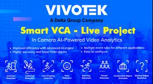 VIVOTEK Smart VCA - Live Project